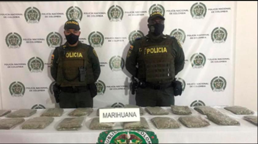 marihuana incautada