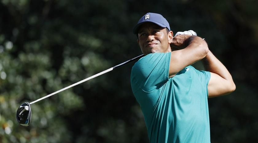 ¡Cómo pasa el tiempo! Tiger Woods jugará un torneo con su hijo Charlie de 11 años