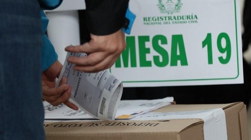 Votos en Colombia