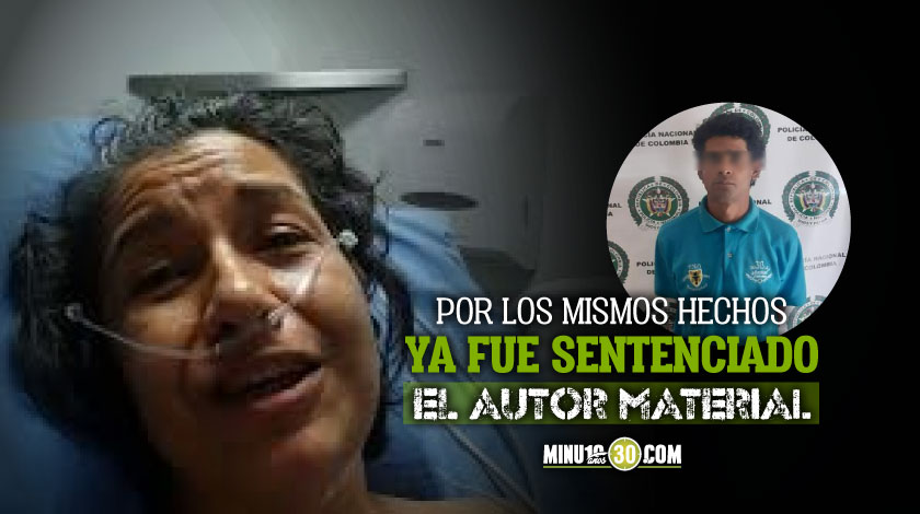 A la carcel otro presunto responsable de atentado contra profesora y lider sindical de la Universidad de Antioquia