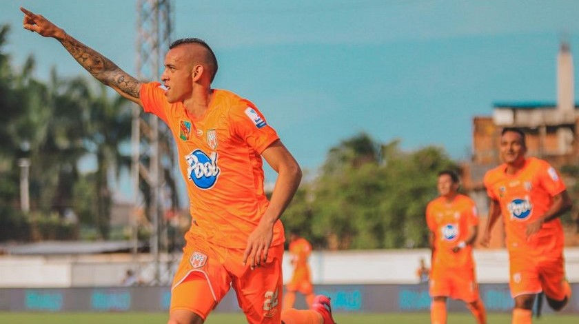Envigado FC Neyder Moreno