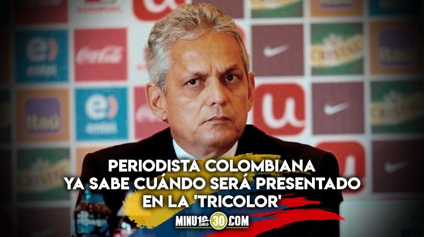 Llega de Rueda es inminente Presidente de la Federacion chilena confirma que negocia con Colombia