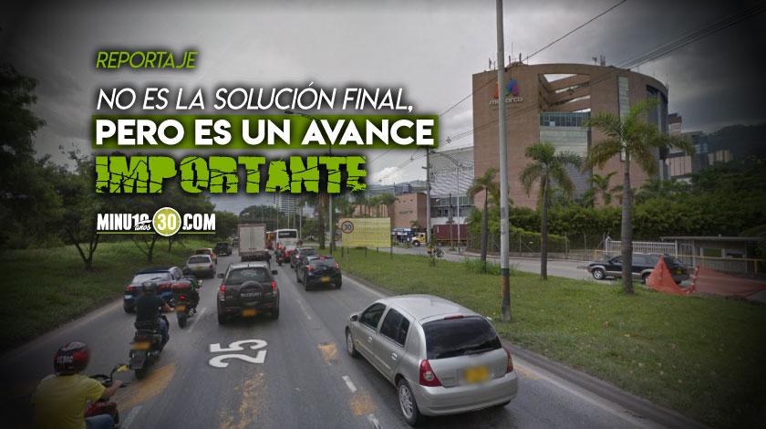 Por fin Este viernes debe quedar listo el acuerdo para parchar los huecos de la Regional en Sabaneta