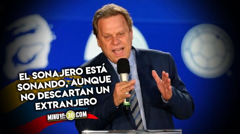 Quien podria ser Jesurun dice que proximo tecnico de la Seleccion deberia ser colombiano