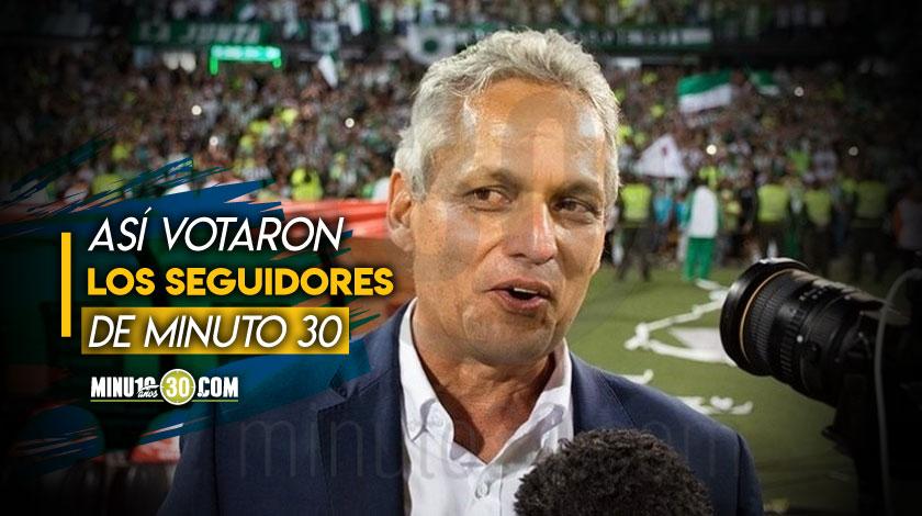 Reinaldo Rueda barre en la predileccion de los internautas que lo quieren como DT de la Seleccion Colombia