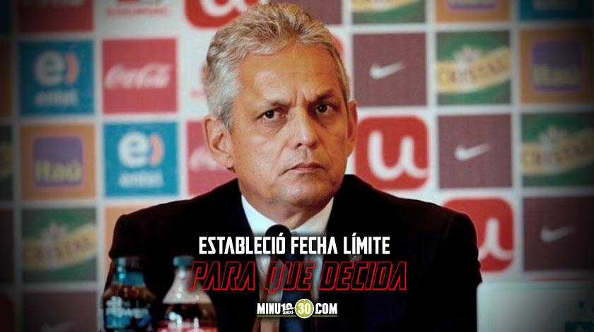 Ultimatum de la Federacion Chilena de Futbol a Reinaldo Rueda