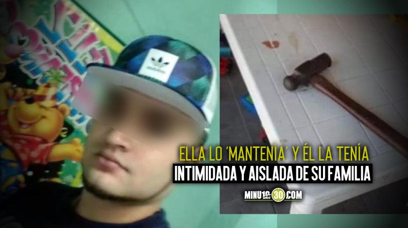 Ya mandaron tras las rejas al sujeto que habria matado de un martillazo a su pareja en Santo Domingo Savio