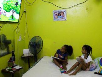 educacion pandemia home