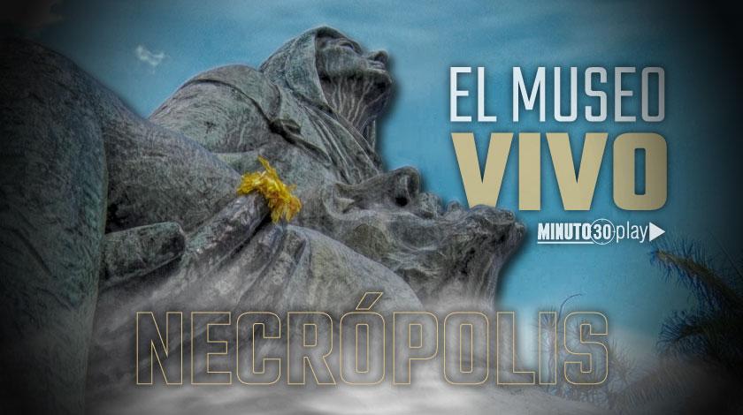 necropolis capitulo 5 el museo vivo