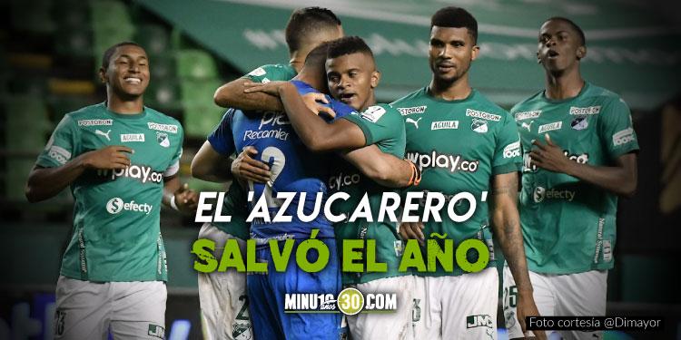 Deportivo Cali derroto a Millonarios y se quedo con el cupo a Copa Sudamericana