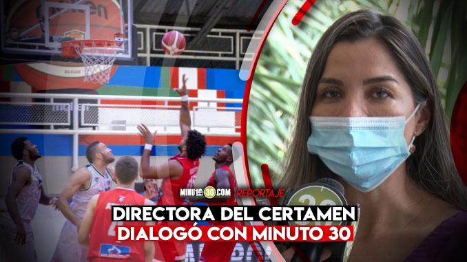 Asi avanza la organizacion del torneo profesional de baloncesto cololmbiano del 2021