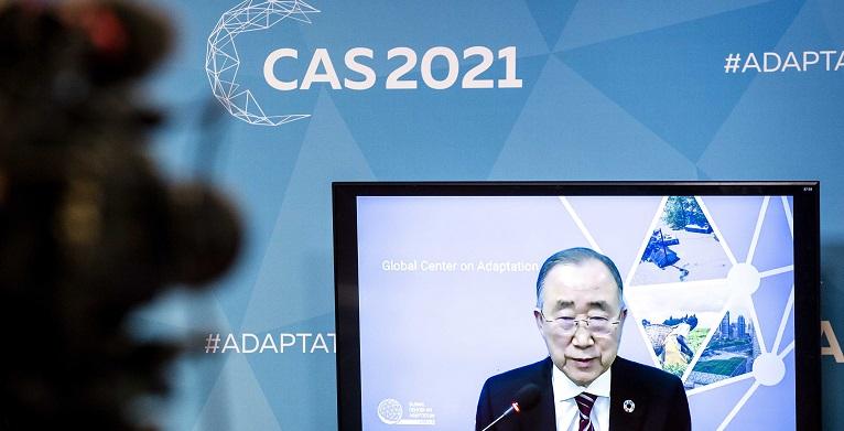 """Ban Ki-moon: """"No hay vacuna contra el cambio climático"""""""