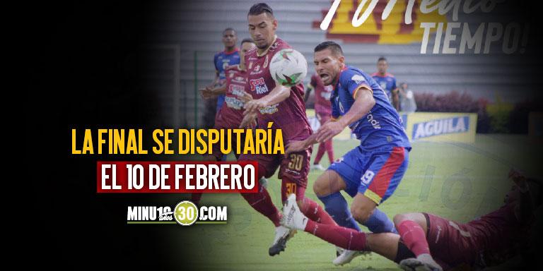 Desde los 12 pasos se definio el rival de Medellin en la Copa BetPlay