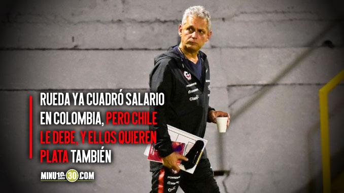 El tema es de plata las razones por las que Reinado Rueda aun no firma con Colombia