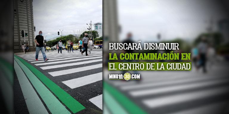 Historico Medellin comenzo a implementar la primera Zona Urbana de Aire Protegido del pais