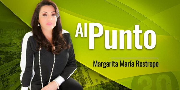 Margarita Maria Restrepo Al punto tn