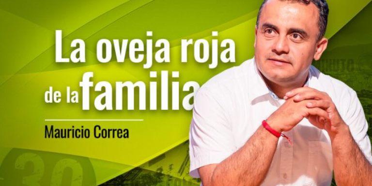 Mauricio Correa La oveja roja de la familia 96 768