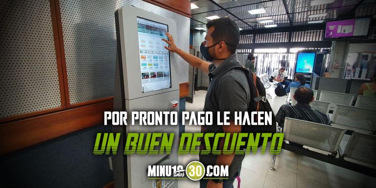 No salga de su casa Asi es como puede pagar los impuestos de Medellin en linea