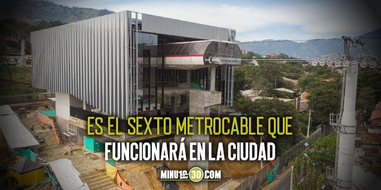 Que maravilla Medellin comienza las pruebas para por fin inaugurar el Metrocable Picacho
