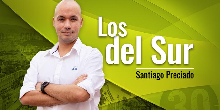 Santiago Preciado Los del Sur 768 384