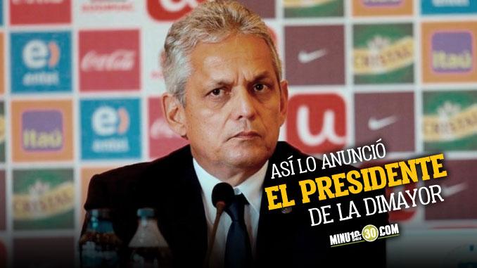 Vinculacion de Rueda a la Seleccion Colombia esta proxima a confirmarse