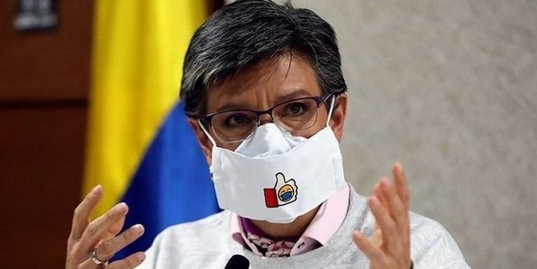 Claudia López dice que el pico y cédula podría terminar hoy