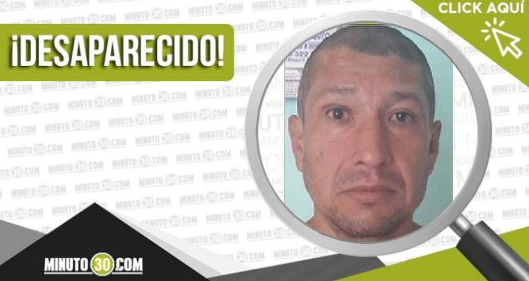 Fernando Toro Taborda desaparecido