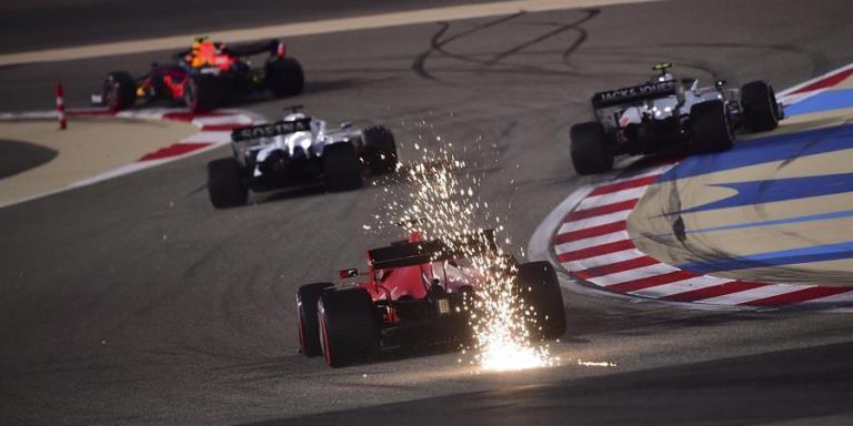 formula uno carreras europa