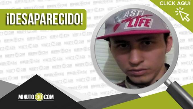 Mario Augusto Restrepo Mesa desapareció en Medellín ¿Lo ha visto?