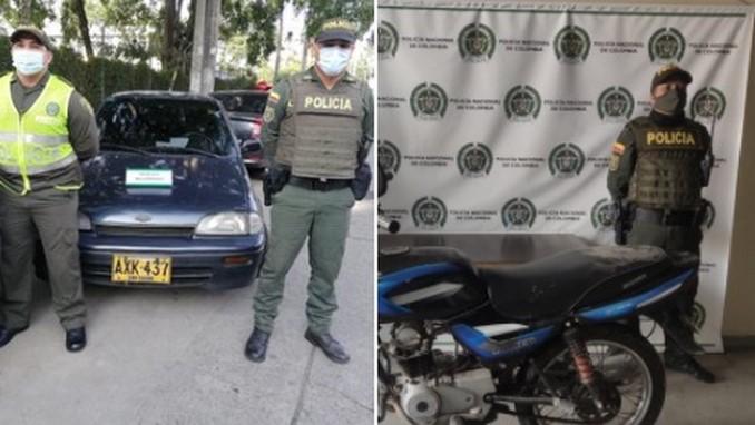 Policía Itagüí