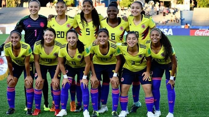 seleccion femenina futbol