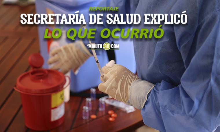 %C2%A1Comenzaron los retrasos Medellin no pudo vacunar a mas personal medico este viernes porque no llegaron las dosis