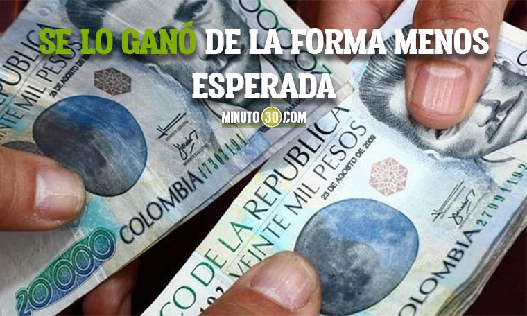%C2%A1Tan bueno Un jornalero de Manizales se cogio un chance de 1.500 millones de pesos