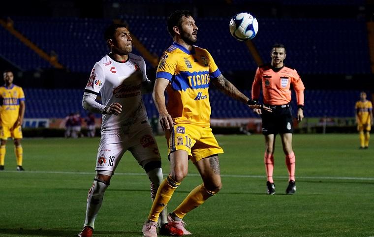 André-Pierre Gignac amplía tres años más su contrato con Tigres