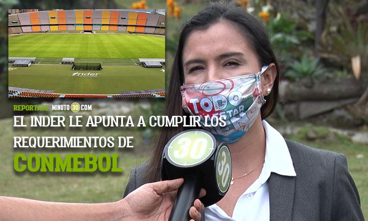 Avanzan las remodelaciones en el Estadio Atanasio Girardot de cara a la Copa America 1