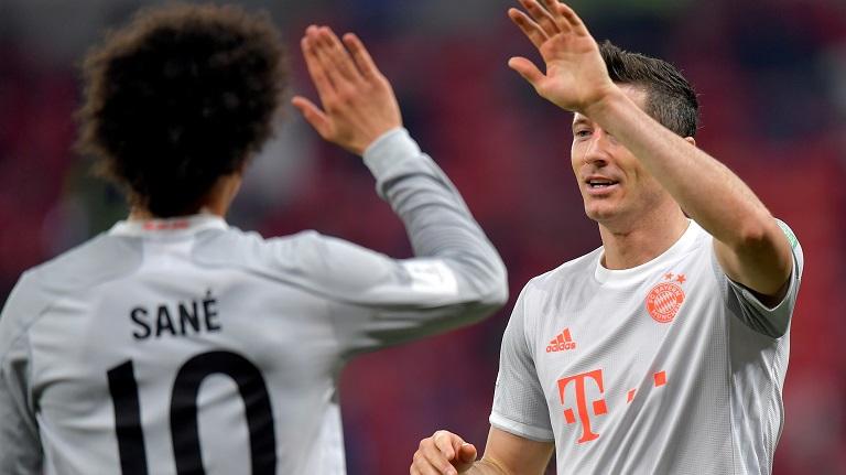 El Bayern se impuso este lunes por 0-2 al Ahly, con dos goles de Robert Lewandowski