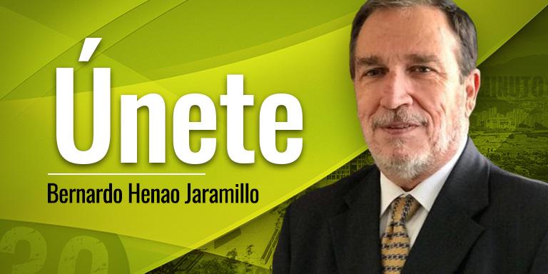 Bernardo Henao Jaramillo Unete