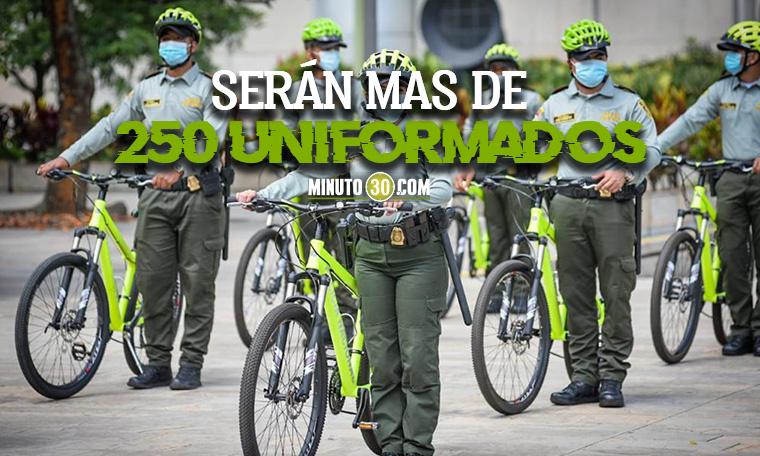Con 84 cuadrantes Medellin sera la pionera en Colombia con nueva Policia de Vecindario