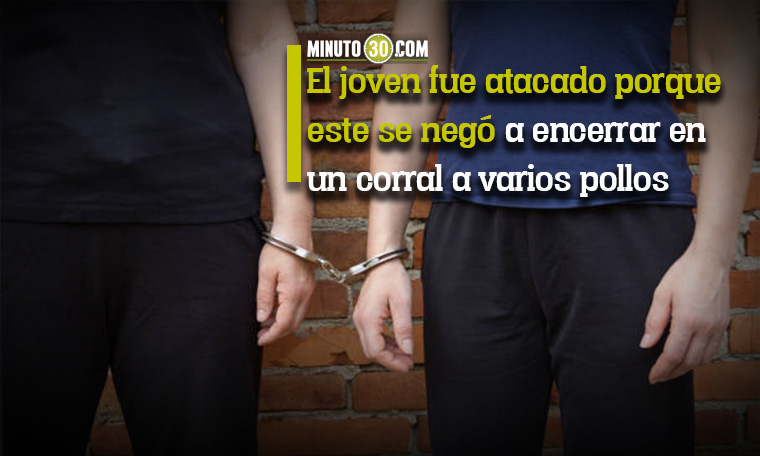 Condenada pareja a mas de 23 anos de prision por atentado contra unmenor de edad en Itagui