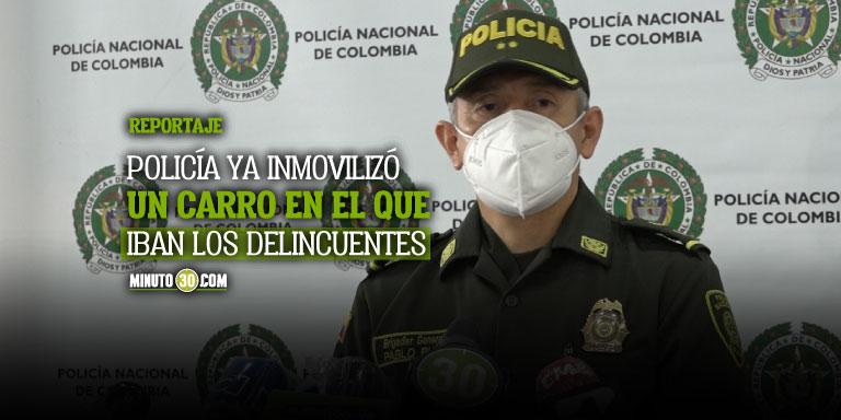 Disfrazados de policias delincuentes hurtaron pertenencias a unos extranjeros en El Poblado