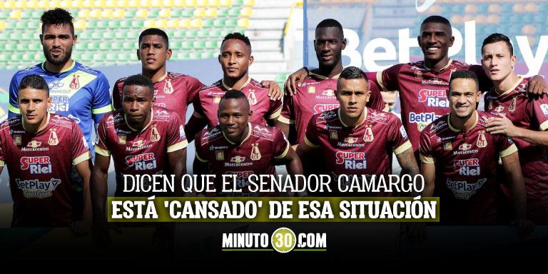 Dueno del Tolima demando a varios empresarios y a otros equipos por supuesto robo de jugadores