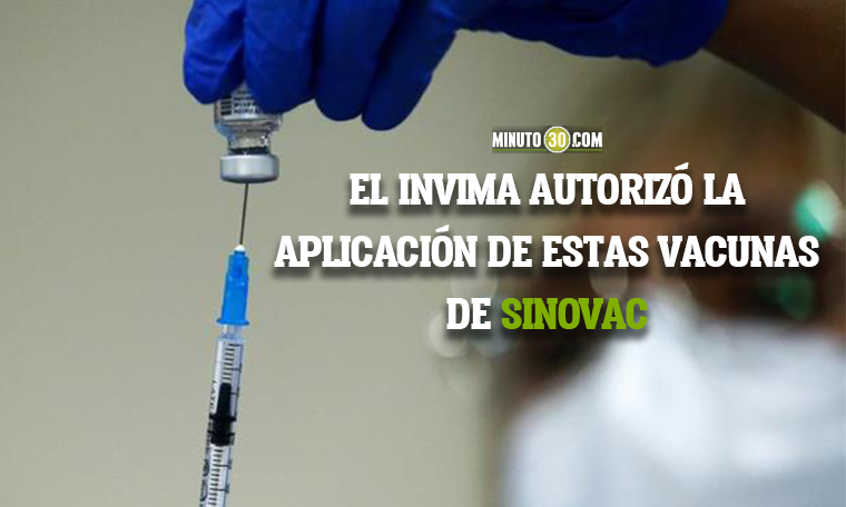 Vacunas de Huila y Tolima