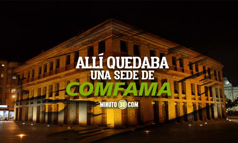El mitico edificio Vasquez se convertira en la nueva sede de la Secretaria de Cultura de Medellin