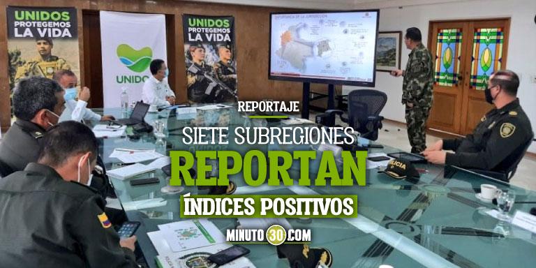 En enero de este ano Antioquia tuvo una reduccion significativa en los homicidios en todo el territorio