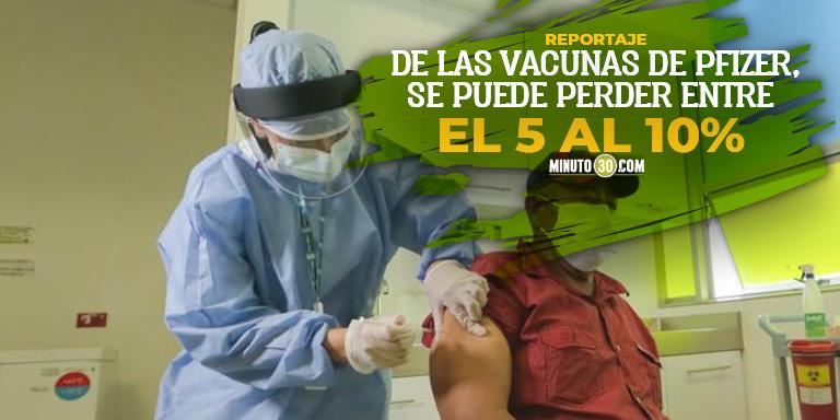 Es un tema de dosificacion Alcaldia de Medellin explica por que hacen falta tres vacunas contra el covid 19