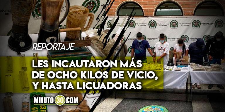 Eso es de una Apenas salio el cartel de Los Mondongueros en Castilla y ya capturaron a cinco