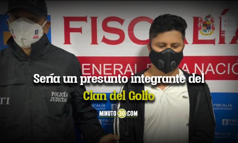 Fernando Borracho habria secuestrado y asesinado a dos venezolanos en Giraldo Antioquia