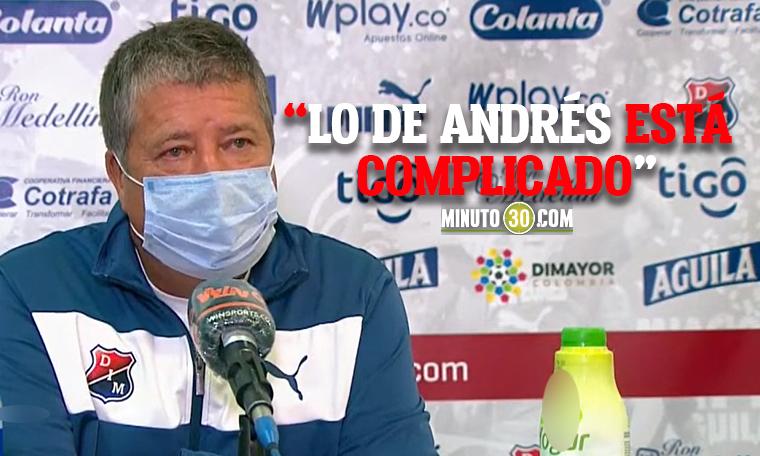 Hernan Dario Gomez entrego parte preliminar de Andres Mosquera Marmolejo
