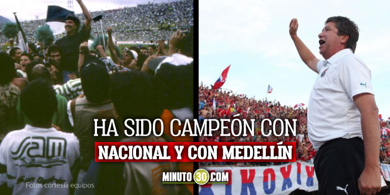 Hernan Dario Gomez impone record en el futbol profesional colombiano