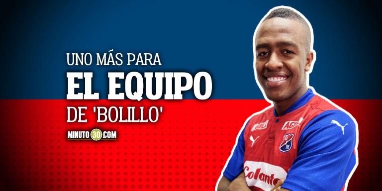 Independiente Medellin confirmo vinculacion de Kevin Londono